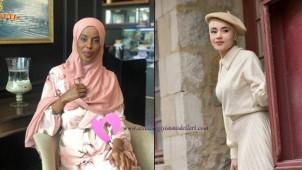 Yabancı Tesettür Giyim Modası 2021