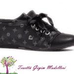 Pierre Cardin Deri Ayakkabı Modeli