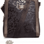 Pierre Cardin Kahverengi Uzun Çanta Modeli
