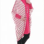 Setrms Çizgili Tunik Modeli