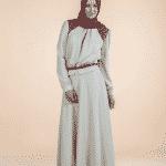 Sevinç Elbise Bej