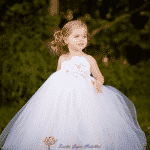 Çocuk Gelinlik Modelleri 2015