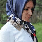Armine İpek Eşarp Modeli-22