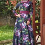 Armine Elbise Modeli-8