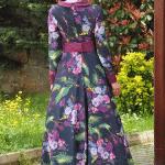 Armine Elbise Modeli-9