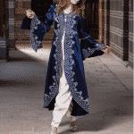 Klasik Bindallı Mavi