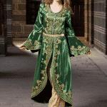 Klasik Bindallı Yeşil