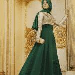 Pınar Şems - Hayal Zümrüt Abiye