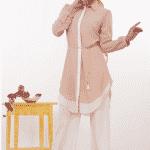 Puane Şömizye Yakalı Bluz