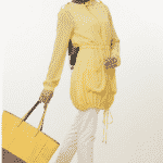 Puane Sarı Bluz