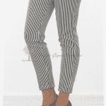 Kayra Çizgili Pantolon