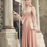 Minel Aşk Mezuniyet Elbise