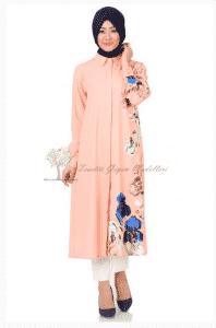 Aşiyan Yeni Sezon Çiçekli Tunik Modeli