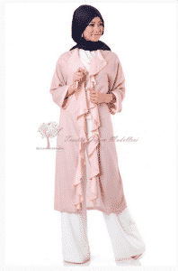 Aşiyan Yeni Sezon Fırfırlı Tunik Modeli