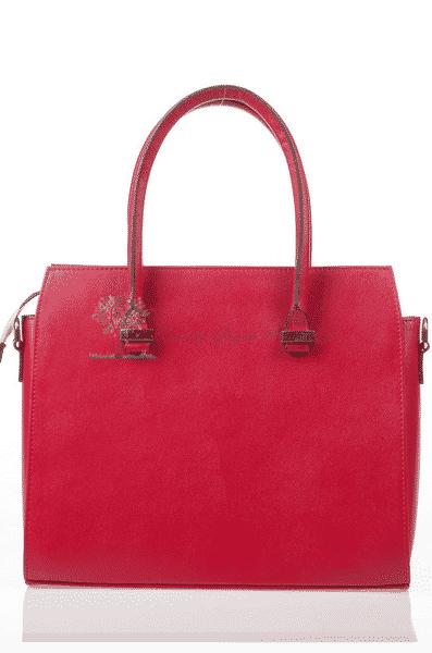 Jacquline Kırmızı Kol Çantaları