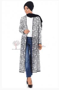 Yeni Sezon Aşiyan Çizgili Tunik Modeli