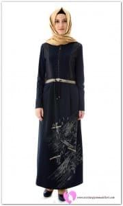 Setrms Tesettür Elbise Modelleri