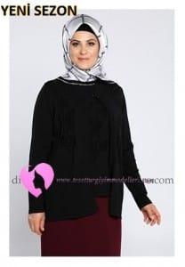 2016 First Örme Tesettür Giyim Modelleri-13