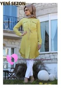 2016 MinelAşk Tesettür Giyim Modelleri-71