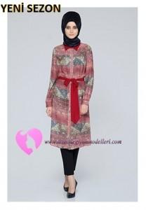 2016 Puane Tesettür Giyim Modelleri-13