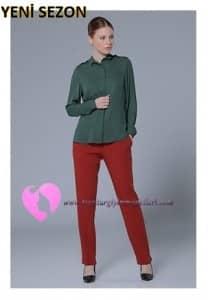 2016 Seçil Tesettür Giyim Modelleri-16