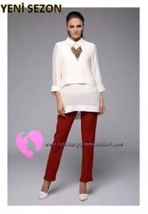 2016 Seçil Tesettür Giyim Modelleri-40