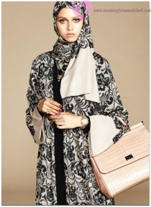 Dolce Gabbana Tesettür Giyim 007