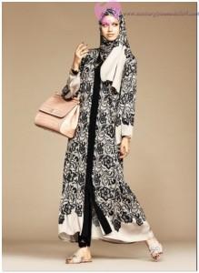 Dolce Gabbana Tesettür Giyim 008
