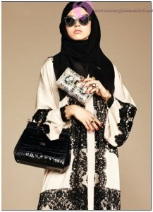 Dolce Gabbana Tesettür Giyim 010