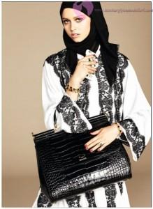 Dolce Gabbana Tesettür Giyim 015