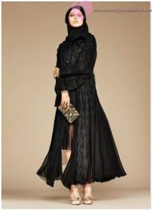 Dolce Gabbana Tesettür Giyim Modelleri 001