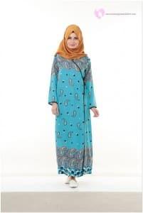 Mavi Namaz Elbisesi