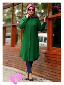 Modanisa Büyük Beden Tunik Modelleri-23