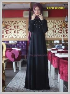 Nurbanu Kural Tesettür Elbise Modelleri-07