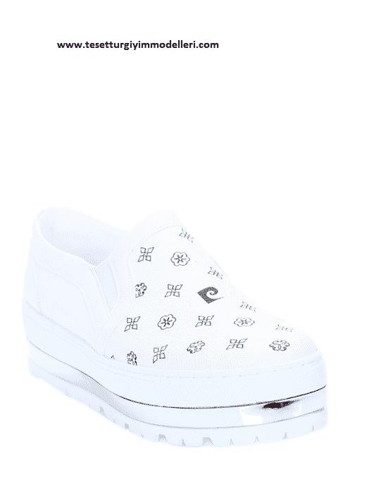 Diesre Yüksek Taban Spor Ayakkabı