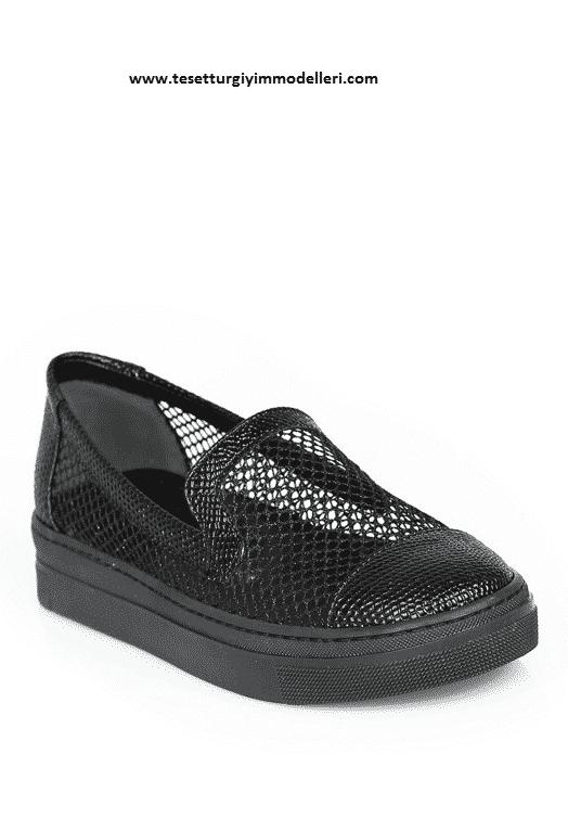 Fileli Spor Ayakkabı Diesre