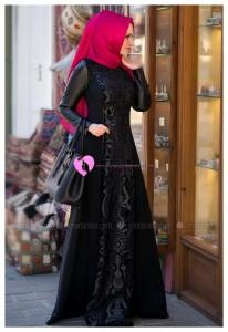 Müslima Wear Nişan Elbisesi