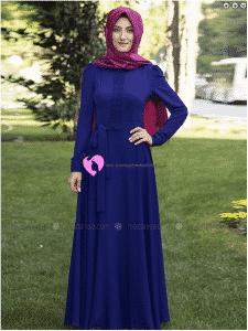 Modanisa Nurkombin Elbise