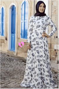 Nurkombin Elbise