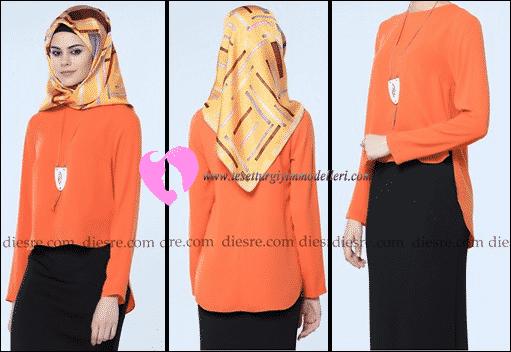 Aşiyan Bluz Modelleri 2016