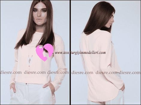 Aşiyan Bluz Tasarımları
