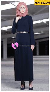 Tekbir Uzun Elbise