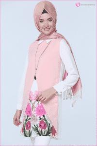 Çiçekli Tunik Modelleri Tozlu