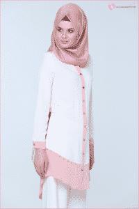 Beyaz Tunik Modelleri