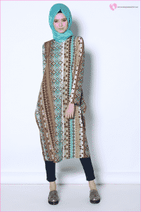 Desenli Tunik Modelleri