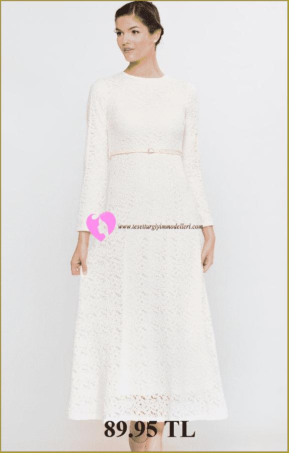 Lcw Tesettür Elbise Modelleri