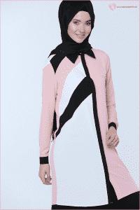 Pastel Ton Tunik Tasarımları