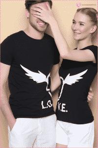 Tozlu Gişim Çift Tişörtleri