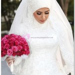 Hijab Wedding Dress 2017