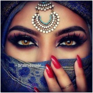 Tesettür Göz Makyajı